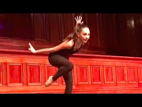 Maddie Ziegler FULL solo - Angel By The Wings - Australian Tour 2017