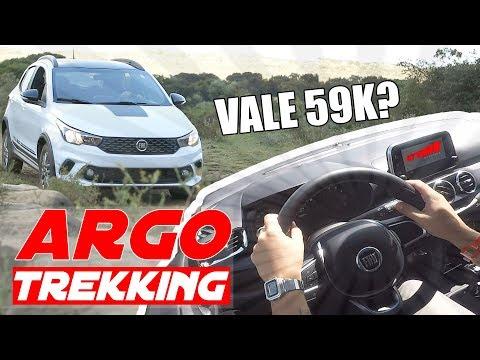 """FIAT ARGO TREKKING POR R$ 59K. VALE A PENA O """"AVENTUREIRO""""? / Vrum Brasília"""
