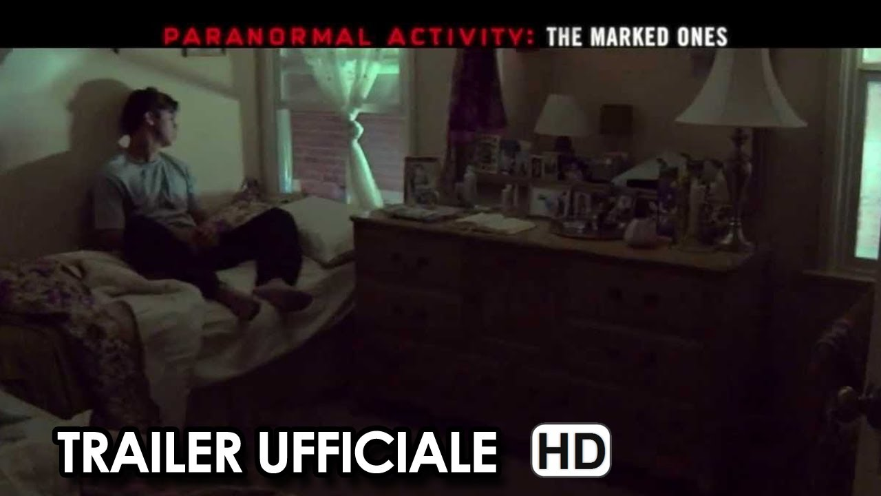 il segnato paranormal activity