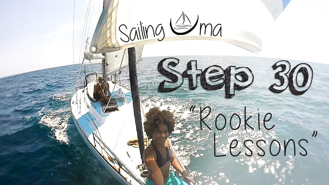 54 ds jeanneau deck saloon sailing instruction youtube.