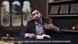 Nouman Ali Khan-Kureyş suresi-kısa-[Türkçe altyazılı]