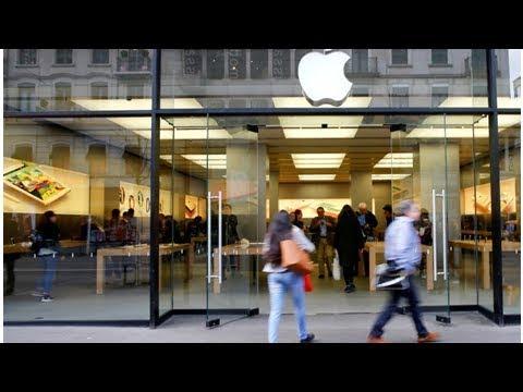 Mitarbeiter verletzt: Apple Store in Zürich wegen eines qualmenden iPhone-Akkus evakuiert