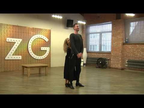 """Agnieszka Kaczorowska trenuje do """"Dancing with The Stars""""."""