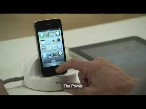 Auto tensiomètre pour iPhone – iHealth.mp4