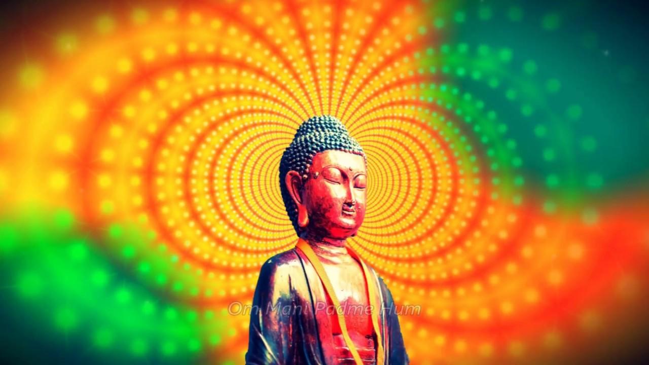 Om Mani Padme Hum 432 Hz Magical Healing Mantra Youtube