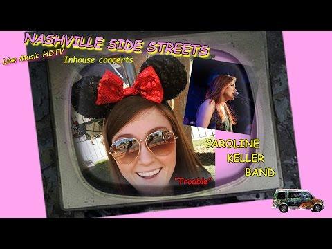 """Live Music HDTV Inhouse Concerts--Caroline Keller Band: """"Trouble"""""""