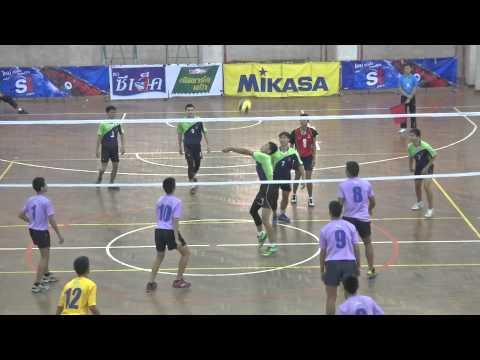 volleyball วอลเลย์บอลยุวชน เอสโคล่า