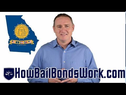 How Bail Bonds Work In Georgia | Atlanta Bail Bonds