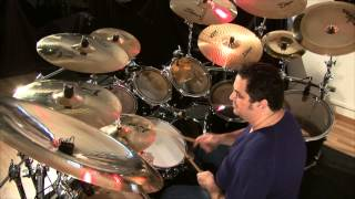 Depeche Mode   Enjoy The Silence Live Drum Cover   Salva Medina
