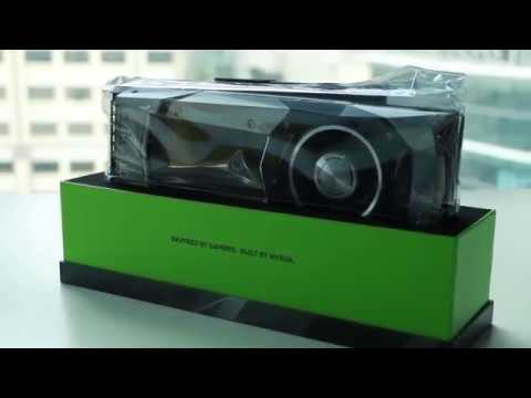 Unboxing the GeForce GTX 1070 Ti