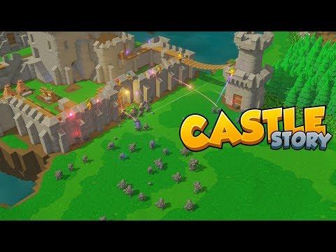 Прохождение Castle Story - ОТЛИЧНЫЙ СТАРТ
