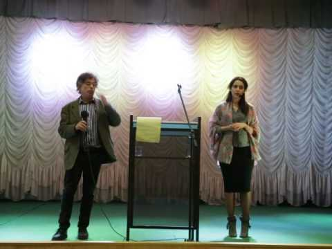 Журналист и посттравматический синдром/ Journalist and PTSD, Kiev, 06.12.2014