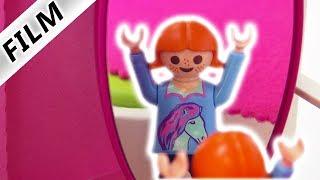 Playmobil Film deutsch   EMMA WIRD GROSS?! - Ein Wunsch wird wahr   Kinderserie Familie Vogel