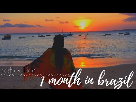 1 Month Traveling Brazil Solo | Getting Robbed & Personal Growth