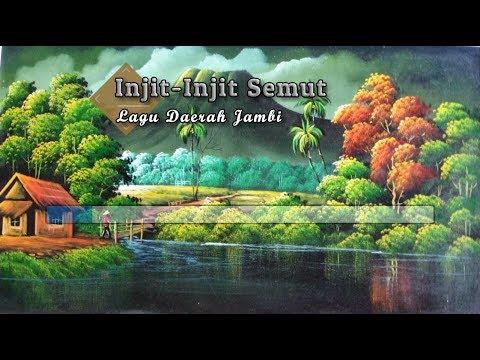 [Midi Karaoke] ♬ Lagu Daerah - Injit-Injit Semut ♬ +Lirik Lagu [High Quality Sound]
