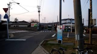 秋田中央トランスポート朝早くバス