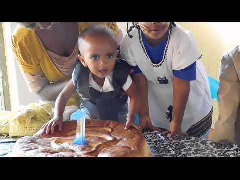 Happy Birthday in Amharic, Selam Yohannes and Simi | Melkam Lidet | DearEthiopia.Org