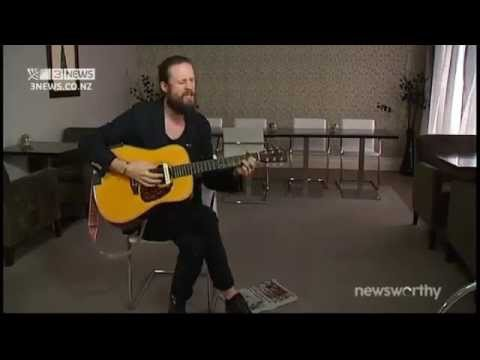 Father John Misty On Wolfhounds, Love and Taylor Swift