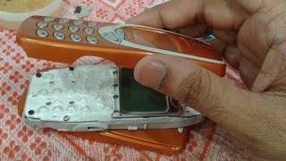 Nokia 3310 Disassembly