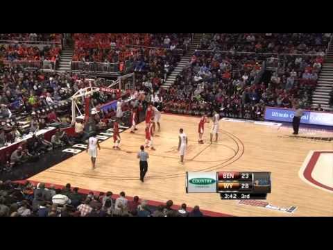 2014 IHSA Boys Basketball Class 4A Champ. Game: Chicago (Whitney Young) vs. Lisle (Benet Academy)