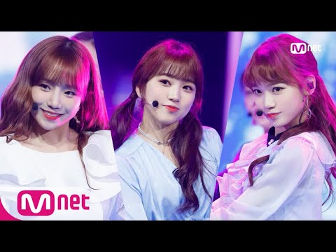 [IZ*ONE - La Vie en Rose] KPOP TV Show | M COUNTDOWN 181115 EP.596