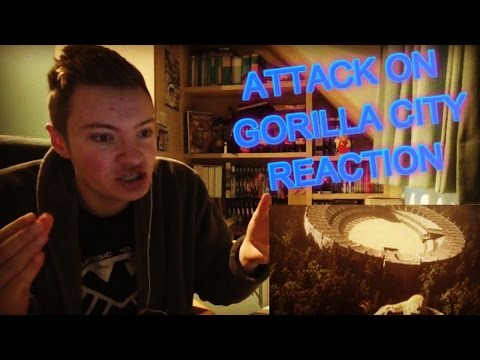 THE FLASH - 3X13 ATTACK ON GORILLA CITY REACTION