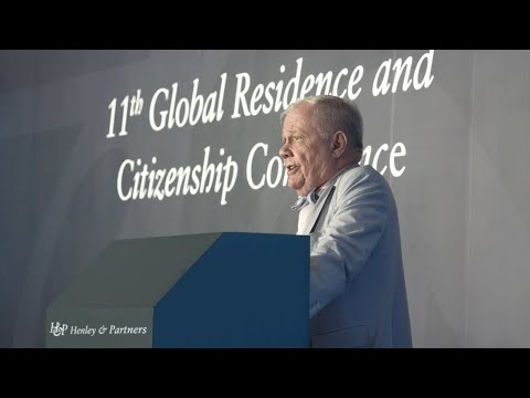Henley & Partners 11th Global Residence and Citizenship Conference, Hong Kong 2017