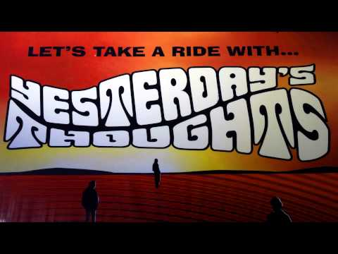 14. Someday You're Gonna Find - Let's Take a Ride With - YESTERDAY'S THOUGHTS