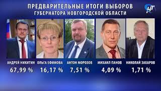 видео Турчак прокомментировал итоги губернаторских выборов