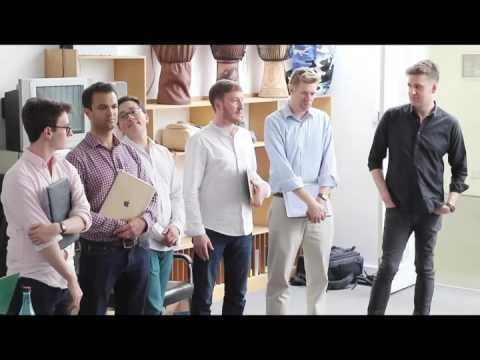 King's Singers' workshop with UJ Choir