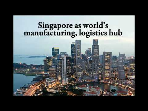 Singapore's Manufacturing & Logistic sector 2009 (www.infocommsingapore.sg)