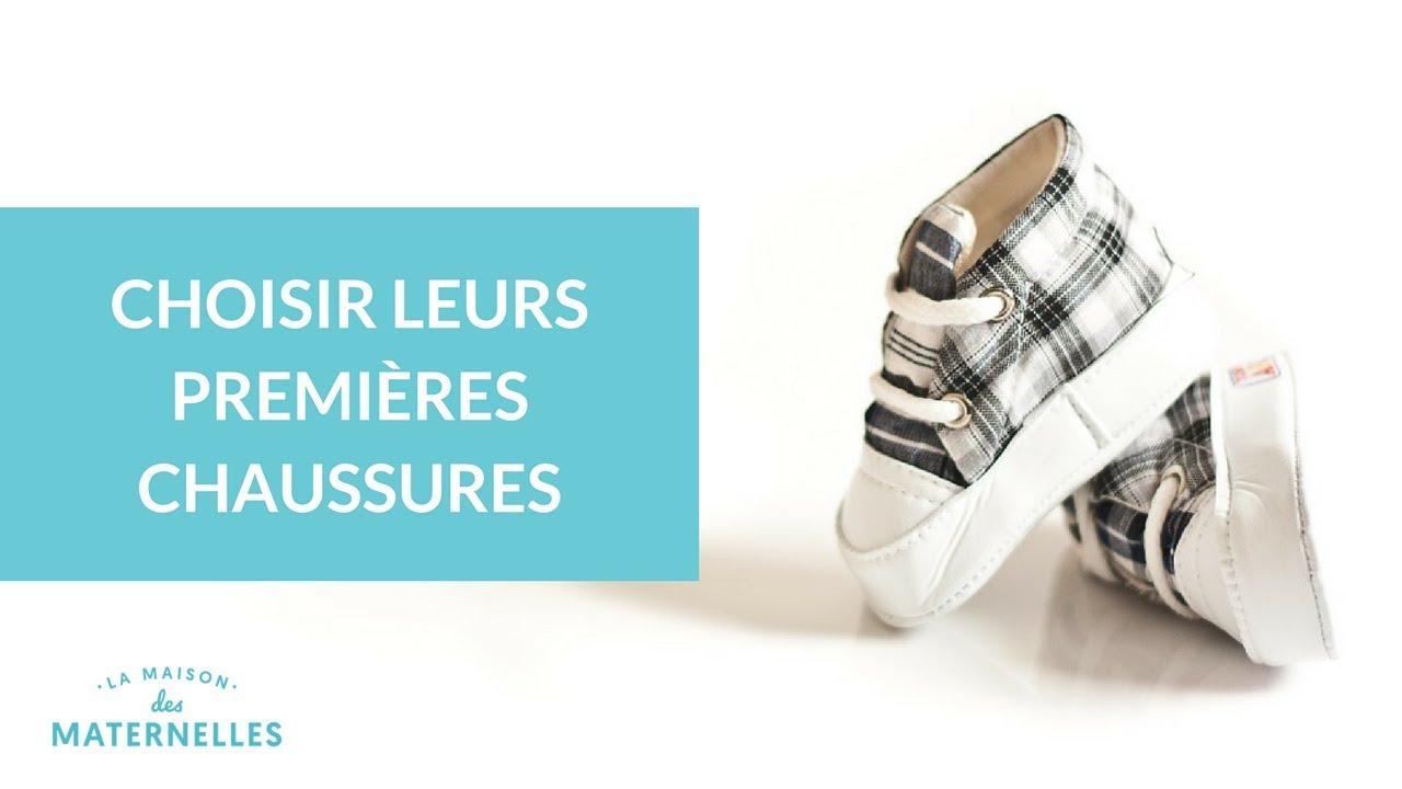 b3f337b9d9699 Choisir leurs premières chaussures - La Maison des maternelles  LMDM ...