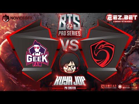 Reality Rift vs Fnatic   Bo2   BTS Pro Series Season 2: Southeast Asia