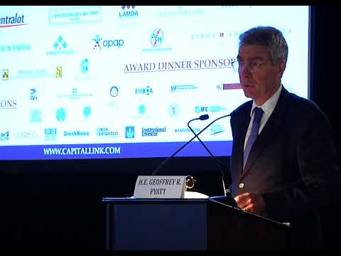 2017 Capital Link Invest in Greece Forum - Energy & Geopolitics: The New Landscape