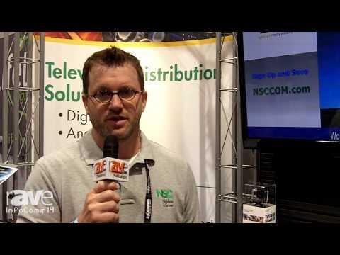 InfoComm 2014: NSC Talks About their Gear