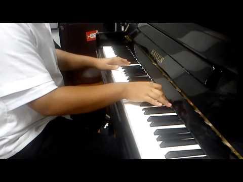 Berhenti Berharap Piano Cover by Imz (Preview)