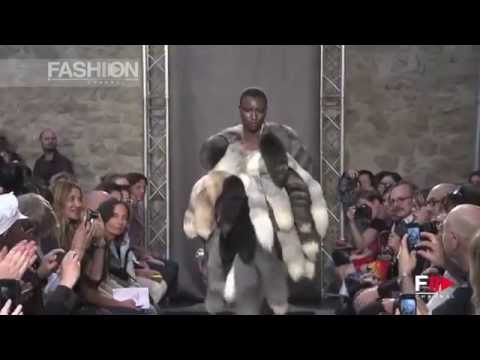 """FRED SATHAL"" Paris Haute Couture Autumn Winter 2014 Full Show by Fashion Channel"
