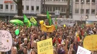 Selassikai live - Anti-Atom Demo - 26.03.2011 Köln