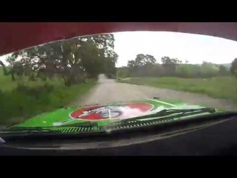 SS17 Trial Hill 2 - 2016 Lightforce Rally of South Australia