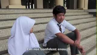 Secret Admirer - An English Short Movie By XI Social Science 2 2012/201312