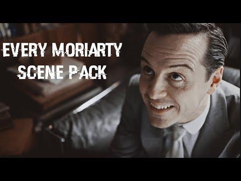 ● ᴇᴠᴇʀʏ Moriarty Scene Pack 1080p + NO Background Music
