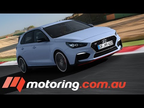 2018 Hyundai i30 N Performance Review motoring.com.au