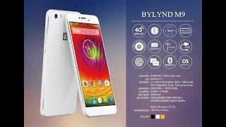bYLYND M9 Распаковка