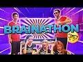 JF BRAINATHON | Boys vs. Girls On Top ft. Fedmyster, Scarra