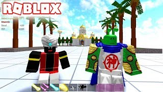 COMBAT AGAINST CELULA AND VISIT KAMI AND POPO!!! - ROBLOX DRAGON BALL Z FINAL STAND