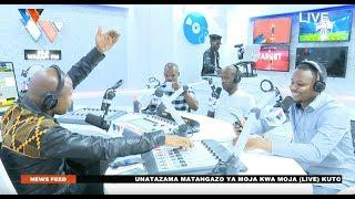 #LIVE : SPORTS ARENA KIVUMBI CHA SOKA LA NDANI - 07 NOV. 2019