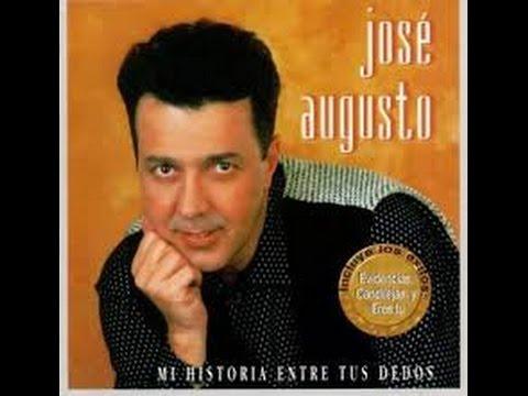 Mi Historia Entre Tus Dedos -  Jose Augusto - Karaoke