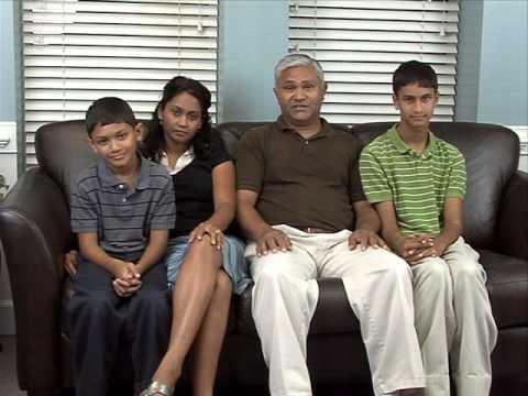Testimony - Parm Patram Family