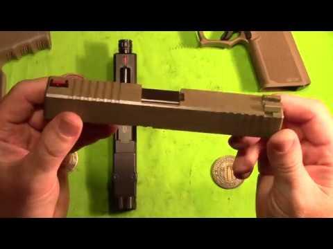 Brownells Glock Slides my 2 cents