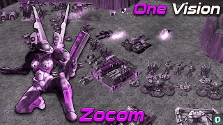 Zocom | The Power Of Sonics | One Vision Mod | Kanes Wrath Mod , Multiplayer Gameplay 2020